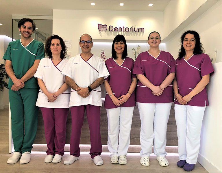 equipo humano dentarium